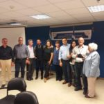 Συνάντηση της ΟΠΟΤΤΕ με τον αναπληρωτή Υπουργό κ. Σαντορινιό στο Υπουργείο Εμπορικής Ναυτιλίας και Νησιωτικής Ελλάδος